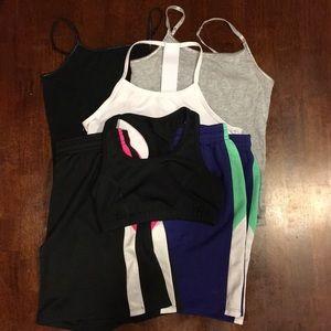 New Balance Girls Athletic or Dance Bundle